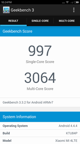 Android, benchmark, aplicatii