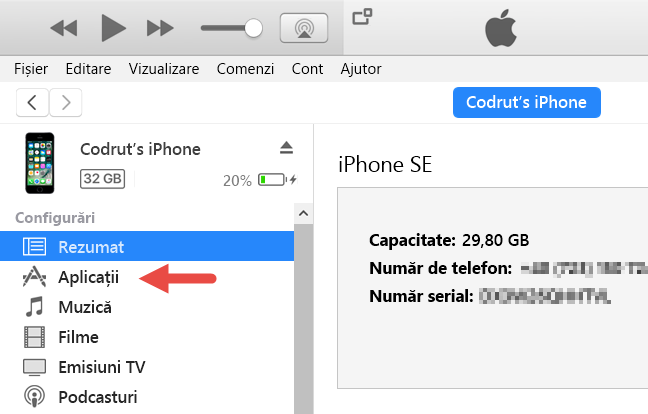 iPhone, iPad, aplicatii, iOS