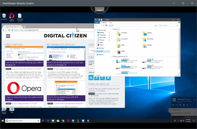 Windows 10, Magazinul Microsoft, aplicatii