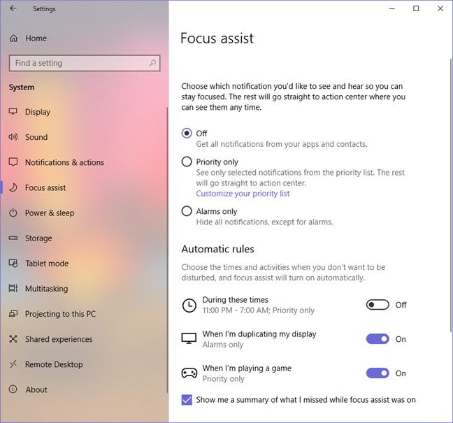 Windows 10 April 2018 Update, Spring Creators Update