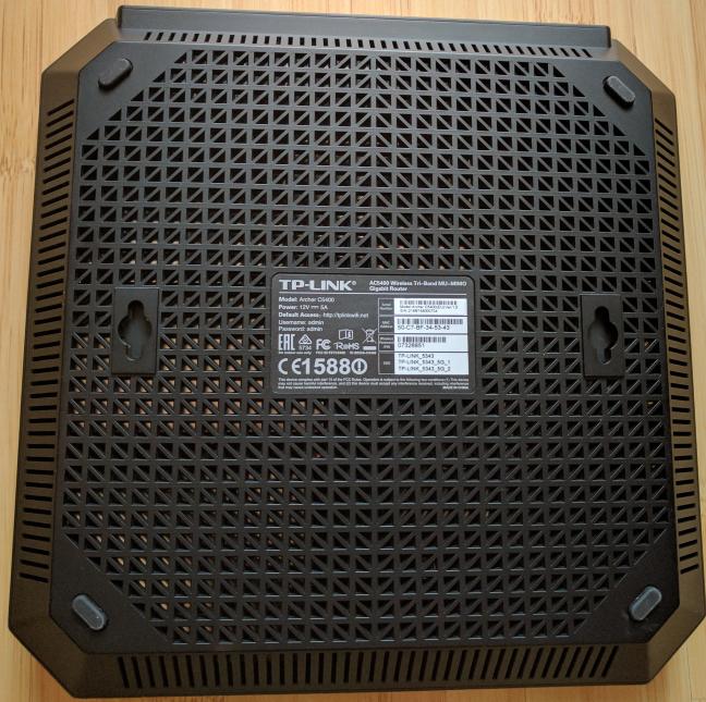 TP-LINK Archer C5400, router