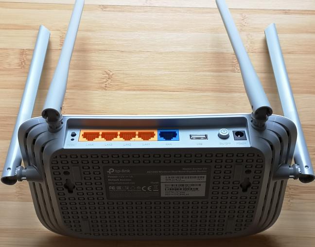 TP-Link Archer C5 v4