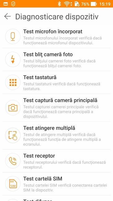 ASUS ZenFone, Asistenta ZenFone