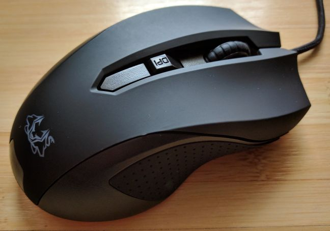 ASUS, Cerberus, gaming, mouse, review, recenzie