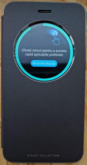 ASUS Zenfone 3, Flip Cover, husa