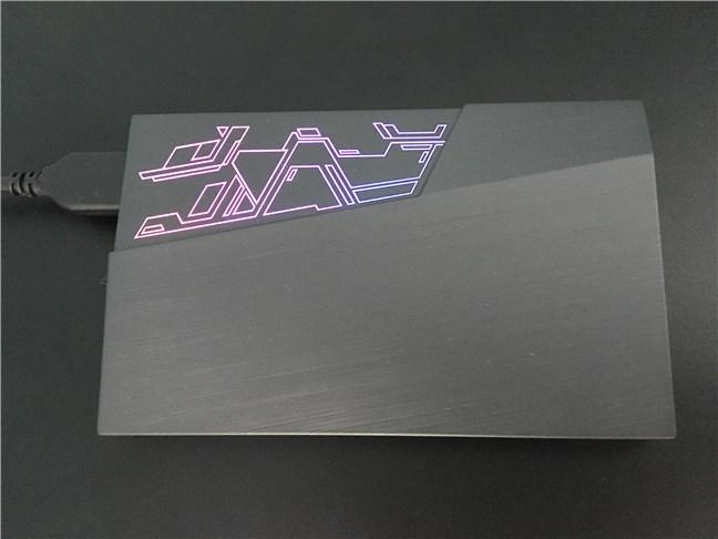 Hard-disk-ul ASUS FX