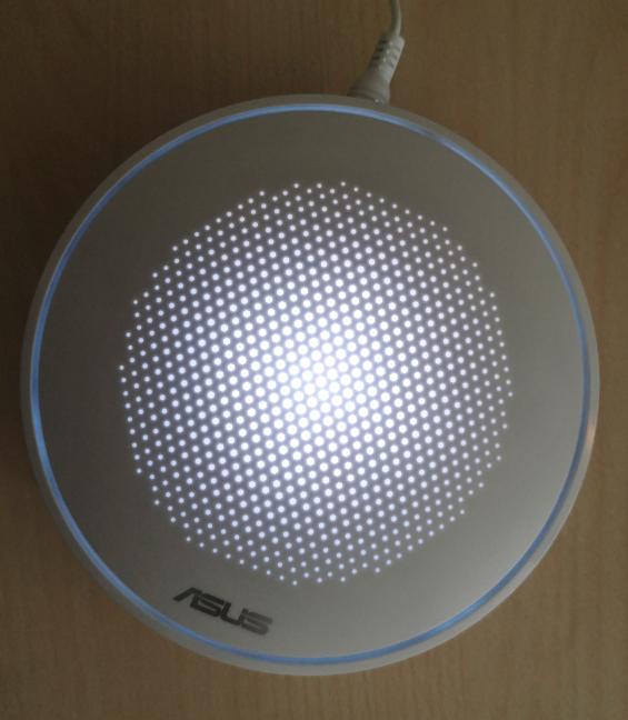 ASUS Lyra gata de configurare - lumină albă