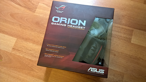 ASUS, ROG, Orion, gaming, casti, audio, review, recenzie