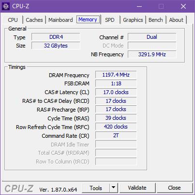 Memoria RAM din ASUS Mini PC PB60G