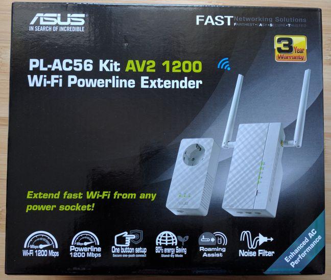 ASUS PL-AC56