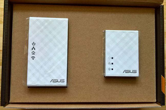 ASUS PL-N12, wireless, WiFi, extender, retea, electrica, adaptor