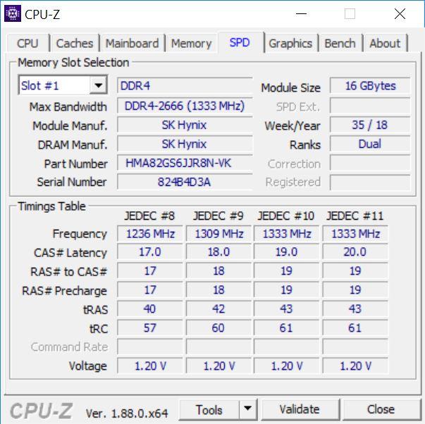 ASUS Mini PC ProArt PA90 - detalii despre RAM