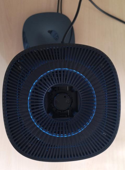 ASUS Mini PC ProArt PA90 - capacul demontat