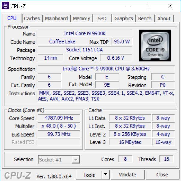 ASUS Mini PC ProArt PA90 - detalii despre procesor