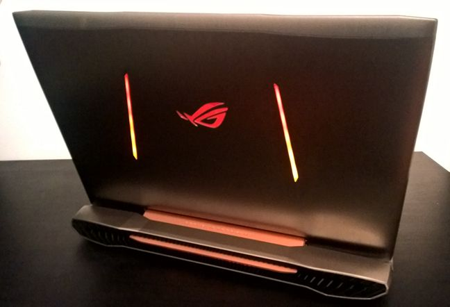 ASUS, Republic of Gamers, G752VT, gaming, laptop, review, recenzie