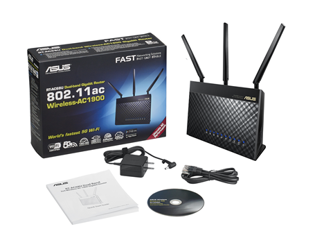 ASUS RT-AC68U, dual-band, wireless, router, ac1900, review, recenzie, performanta, benchmark