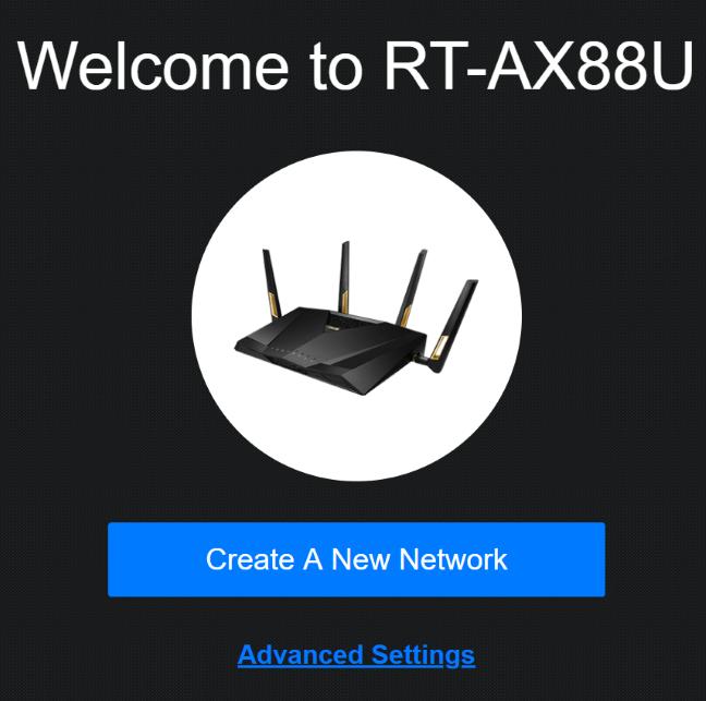 Expertul pentru configurarea ASUS RT-AX88U
