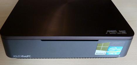 ASUS VivoPC VM60, mini-PC, Windows 8.1, test, review