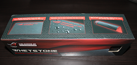 ASUS, Whetstone, Republic of Gamers, mousepad, recenzie, review, gaming