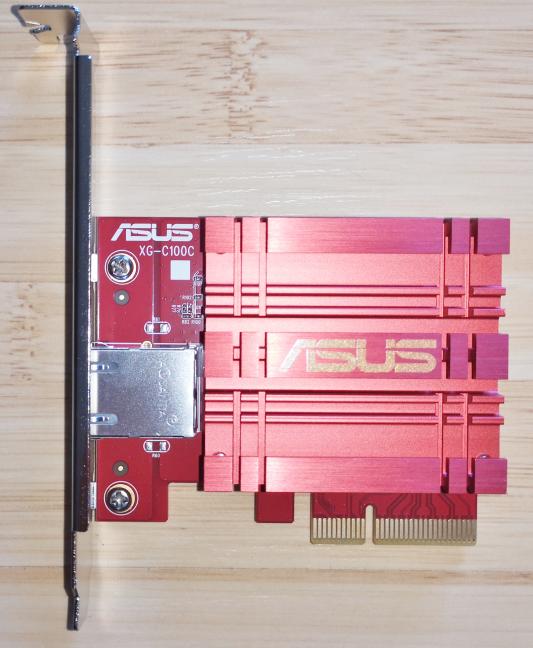 Placa de rețea ASUS XG-C100C PCI-Express