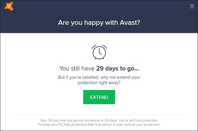 Avast Premier, 2018