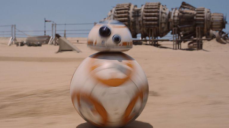 BB-8, Star Wars, robot, jucarie