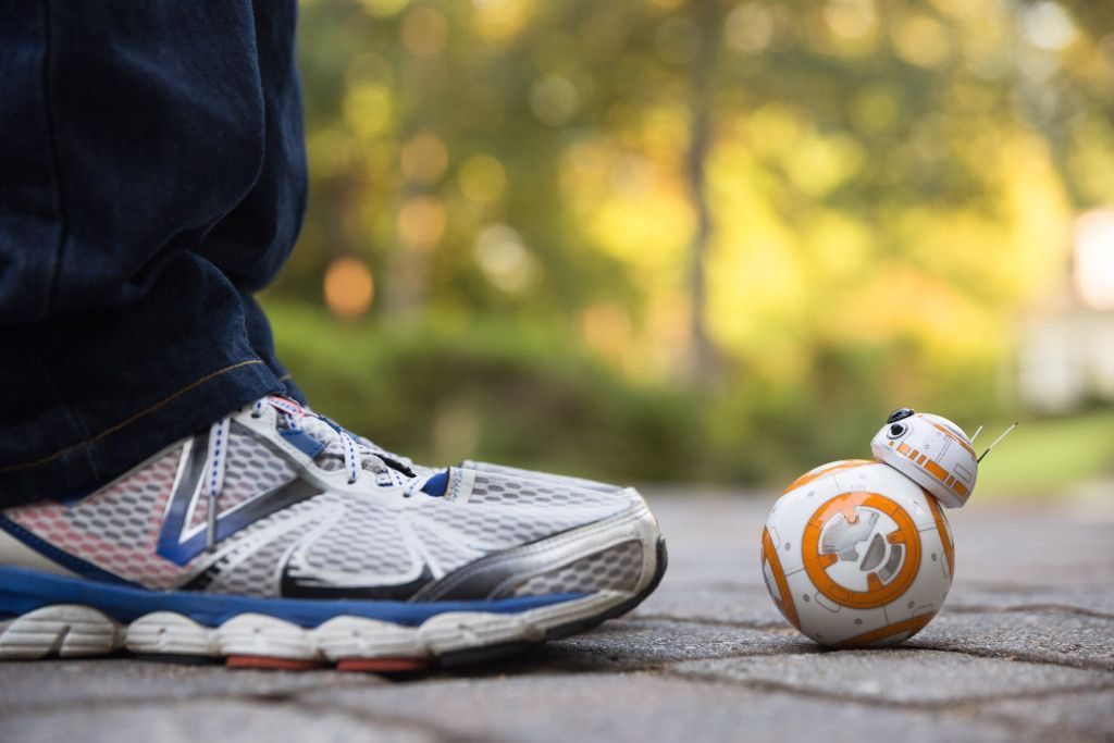 BB-8, Star Wars, jucarie, aplicatie, Windows 10, Windows 10 Mobile
