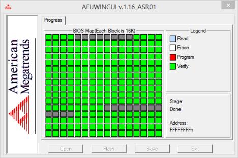 BIOS, versiune, update, actualizare