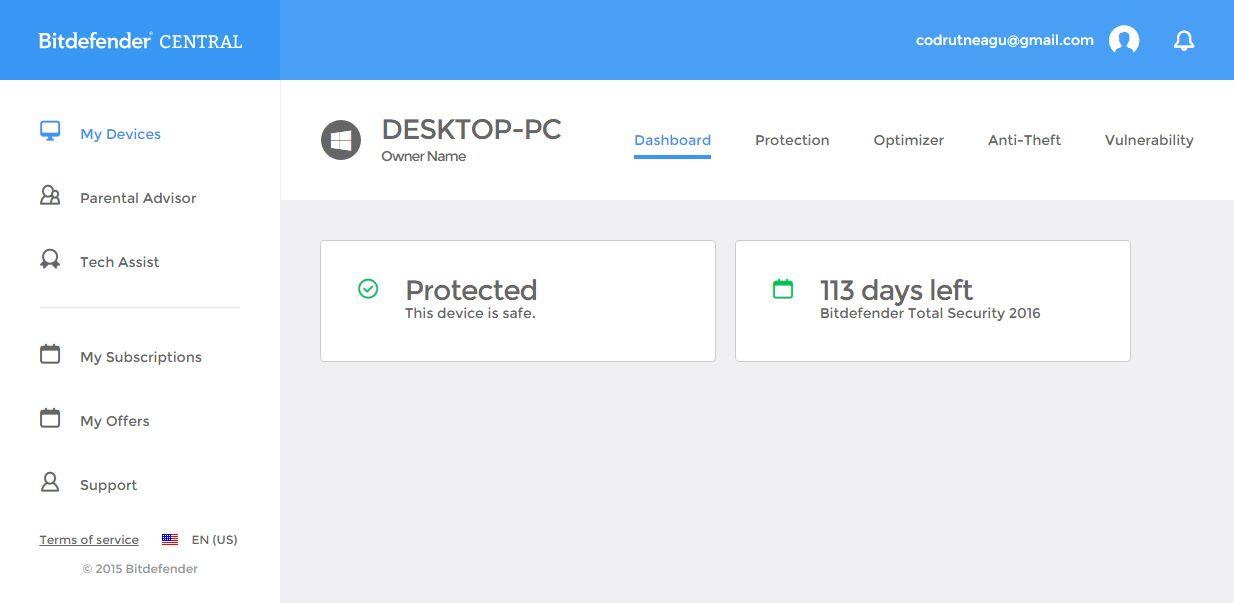 Bitdefender, 2016, lansare, antivirus, securitate