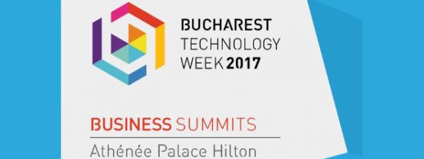 Bucharest Technology Week 2017