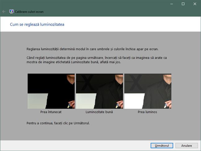 Cum se reglează luminozitatea în Windows 10
