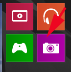 Windows 8.1, Camera, aplicatie, camera web, fotografii, video, inregistreaza