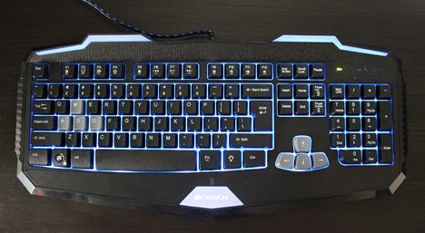 Canyon, CNS-SK86, tastatură, review, gaming, recenzie