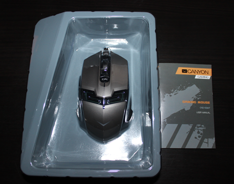 Canyon, CND, SGM7, mouse, review, gaming, recenzie