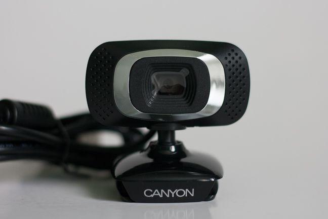 Canyon CNE-CWC3, webcam, 1080p, camera web
