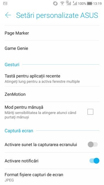 Android, capturi ecran, JPG, PNG