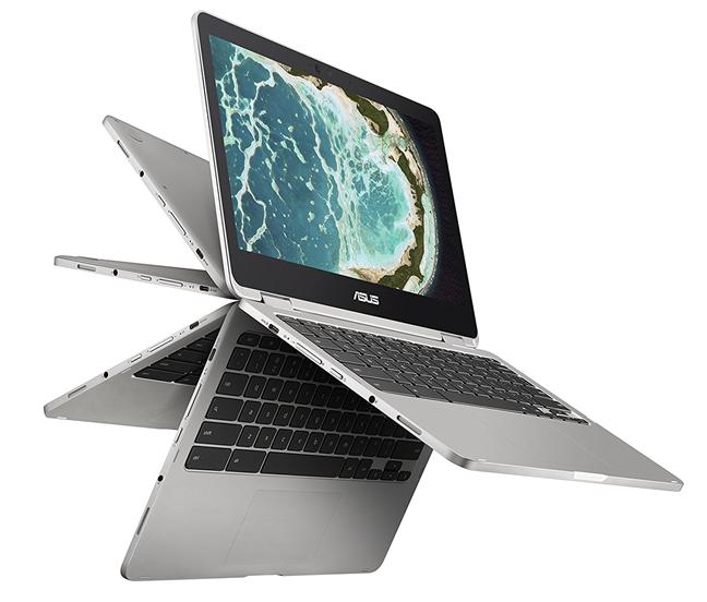 Un Chromebook accesibil, realizat de ASUS