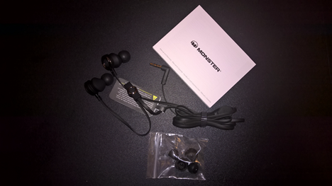 Monster Clarity HD High Definition In-Ear Headphones, review, sunet, audio, casti, in-ear, intra-auriculare