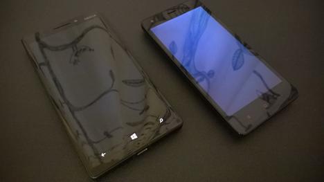 ClearBlack, Nokia, Lumia, ecran, display