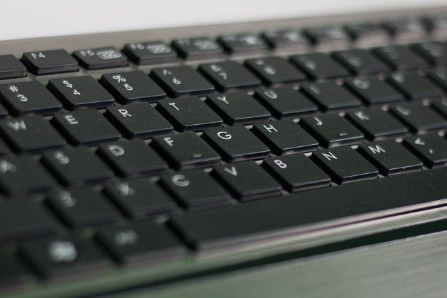 Canyon CNS-HKB4, ultra-slim, multimedia, tastatura