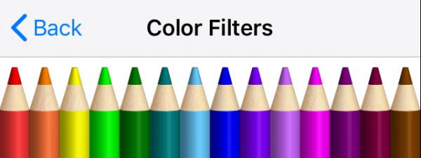 Filtre culoare