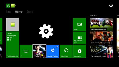 Xbox One, controler, baterie, ramasa