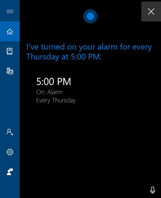 Fii clar când pui o alarmă