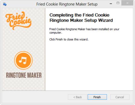 Windows Phone, sonerie, ton apel, Ringtone Maker