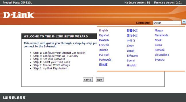 D-Link DIR-820L, dual band, wireless, router, Wi-Fi, cloud, review, recenzie