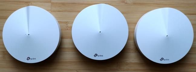 Stațiile sistemului mesh WiFi TP-Link Deco M9 Plus