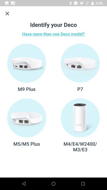 Instalarea TP-Link Deco M9 Plus prin aplicația Deco