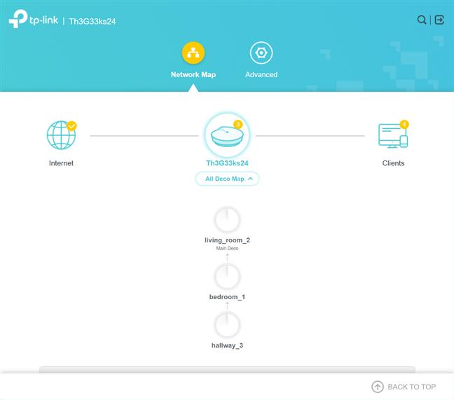 Configurare TP-Link Deco X60 dintr-un browser