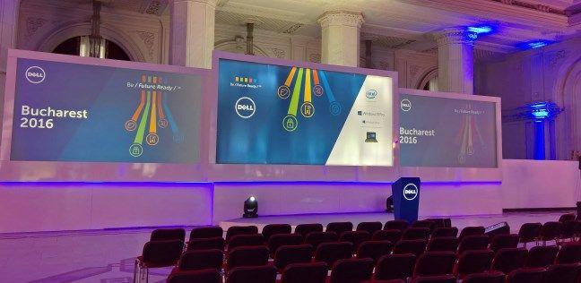 Dell, Get Future Ready, 2016, Romania, Bucuresti