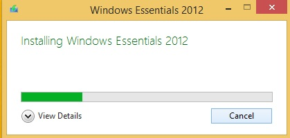 Windows Essentials, schimba, limba, afisare, Windows Essentials Language Setting